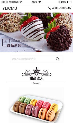 甜品/美食/餐饮