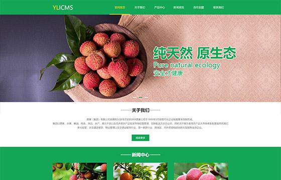 水果/蔬菜/农产品